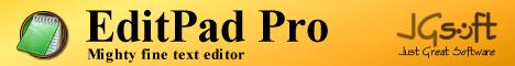 EditPad  Pro: Poderoso e Sofisticado Editor de Textos