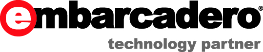 Just Great Software is proud to be an Embarcadero Technology Partner